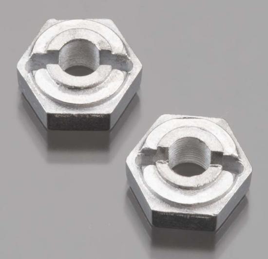 ARAC9410 ARRMA Wheel Hex Aluminum 12mm (2)