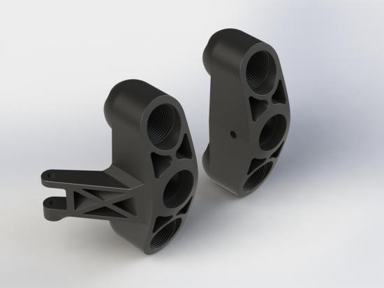 ARAC9379 Arrma Steering Block (1 Pair)