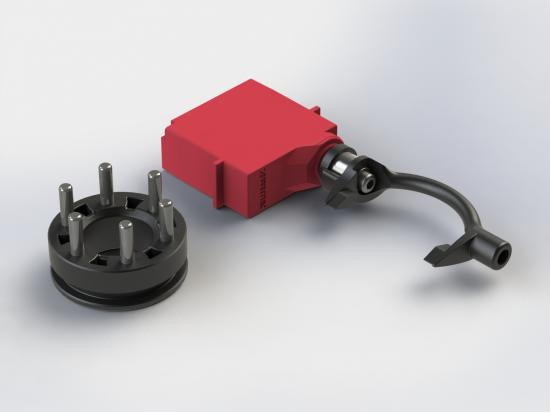 ARAM1022 Arrma Ads-08 Diff Locking Servo Set