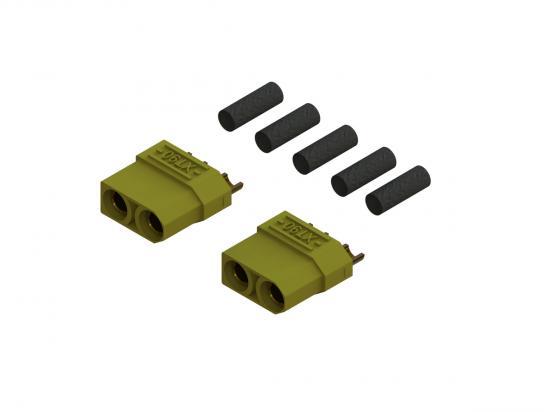 ARAC9425 Arrma Battery Connector XT90 (Female, 2Pcs)