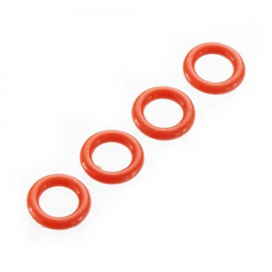 ARAC7452 O-RING P-5 4.5x1.5mm (Red) (4pcs)