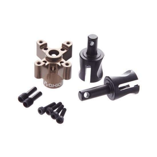 Axial Front Differential Locker