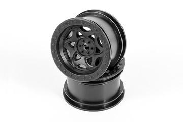 Axial 2.2 Walker Evans Wheels - Black (2pcs)
