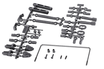 Axial RR10 Rear Sway Bar Set (Soft)