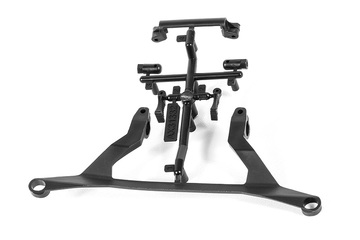 Axial RR10 Battery Tray Chassis Components 2