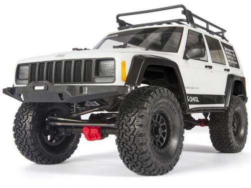 Axial SCX10-2 Jeep Cherokee 2000 - Kit