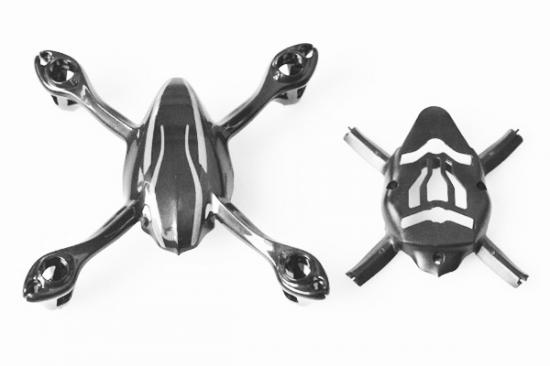 Hubsan X4L Quadcopter Replacement Bodyshell Assembly - V2