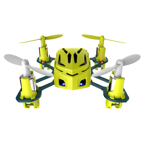 Hubsan Q4 Nano Quadcopter - Yellow