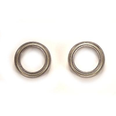 Hobao GPX4 Ball Bearing 12x18x4 Rubber Shielded (pr)
