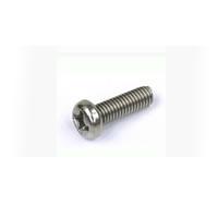Hobao Titanium 3X10mm Hex Round Head Screw (10)