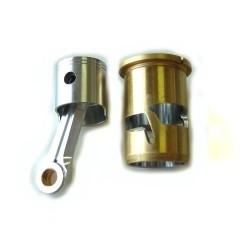 Hobao Mach 28 Piston/Liner/Rod Set