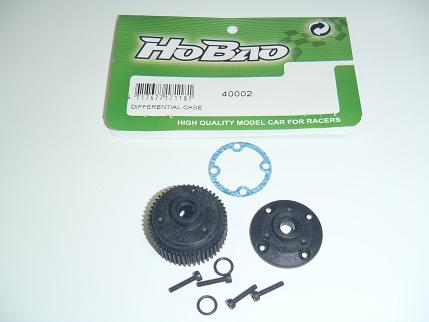 Hobao H2 Differential Case