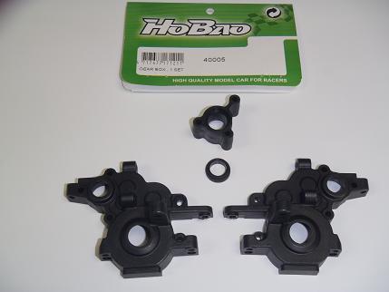 Hobao H2 Gear Box