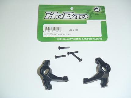 Hobao H2 Steering Knuckle Set