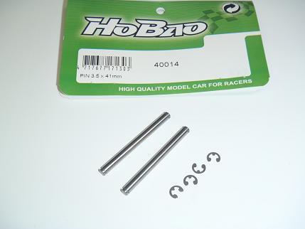 Hobao H2 Pin 3.5 X 41mm