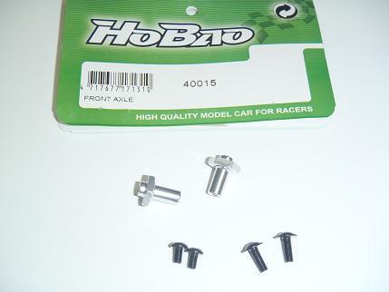 Hobao H2 Front Axle
