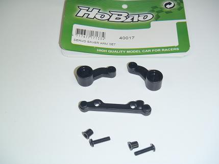 Hobao H2 Servo Saver Arm Set