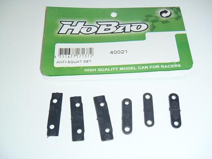 Hobao H2 Anti-Squat Set