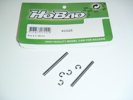 Hobao H2 Pin 3 X 35mm