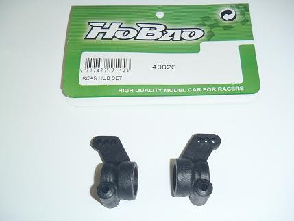 Hobao H2 Rear Hub Set