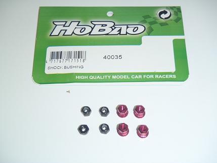 Hobao H2 Shock Bushing