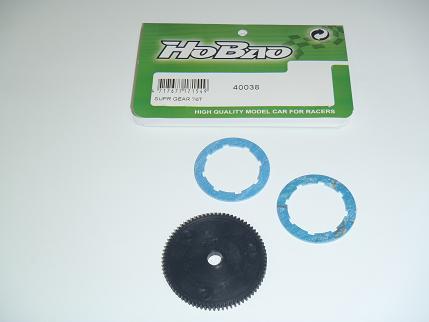 Hobao H2 Spur Gear 76T
