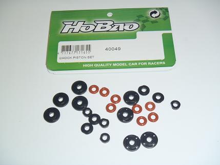Hobao H2 Shock Piston Set