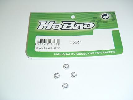 Hobao H2 Ball 5.8mm (4)