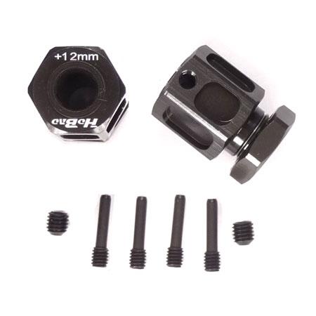 Hyper ST Wheel Hub Set +12mm (1 pair)