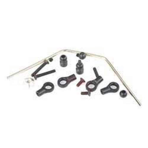 Hobao Hyper 7 Aluminium Turnbuckles Front Toplink (2)
