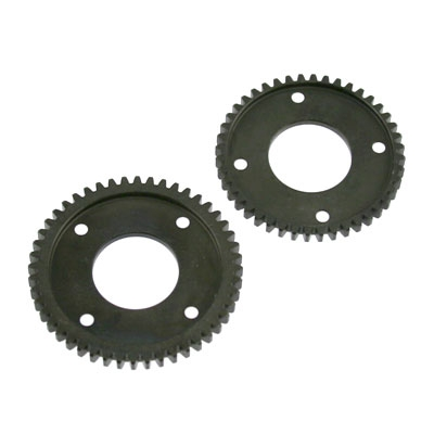 Hobao Hyper 7 44T/48T Steel Spur Gear For 2-Speed Assembly