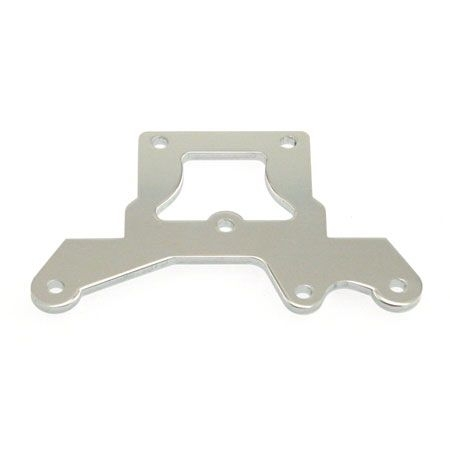 Hyper 8 Front Top Plate Chrome (RTR)