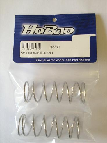 Hobao Hyper Gtb Rear Shock Spring (2)