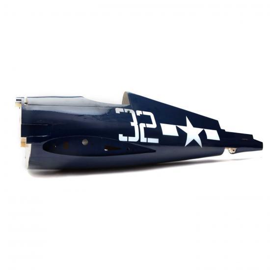 Fuselage with Hatch: F6F Hellcat 15cc