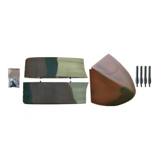 Fuselage Pods and Parts: OV-10 Bronco