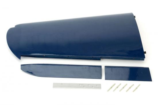 F4U-1D Corsair 60cc Left Wing Panel with Aileron & Outer Flap