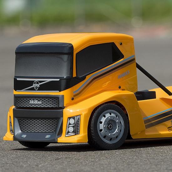Hobao Hyper EPX 1:10 Cab Truck - Yellow