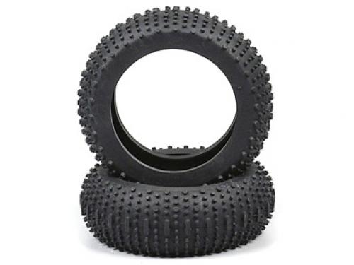 Hot Bodies Mini Pin 1:8 Buggy Tyres - 1 Pair ** CLEARANCE **