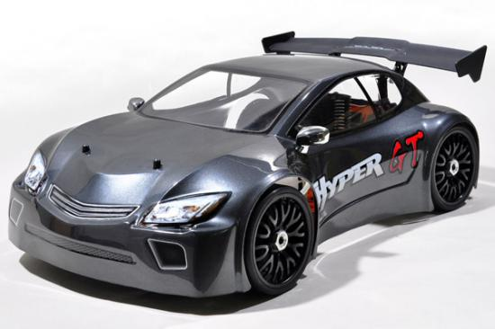 Hobao Hyper GTS E - Rolling Chassis