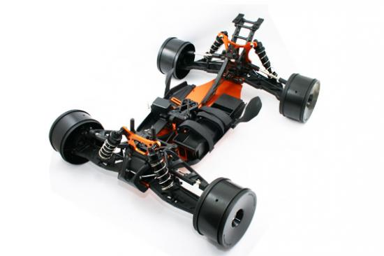 Hyper SSTE Truggy - Rolling Chassis