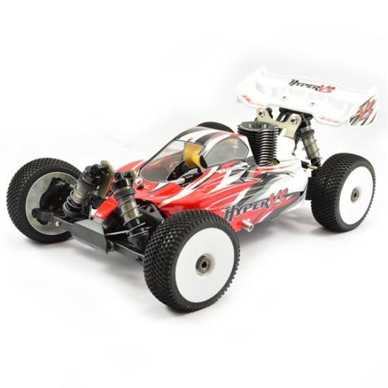 Hobao Hyper VS 21 - Red