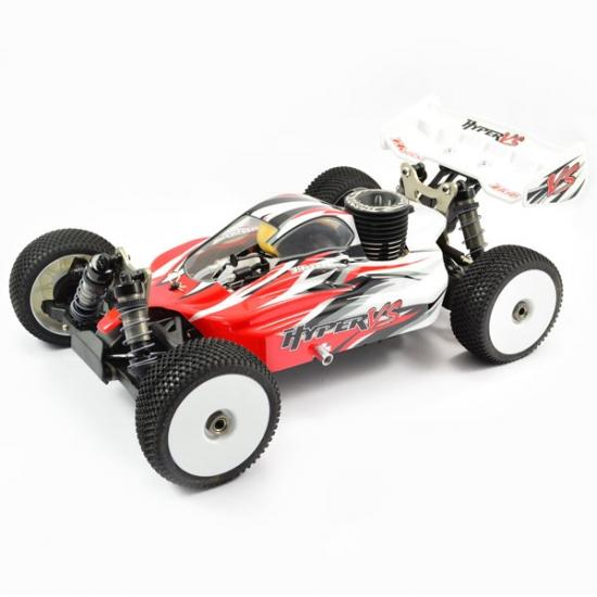 Hobao Hyper VS 30 - Red