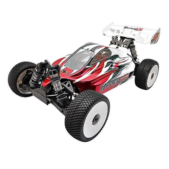 Hobao Hyper VS Buggy - Red