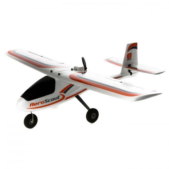 HobbyZone AeroScout S 1.1m - RTF