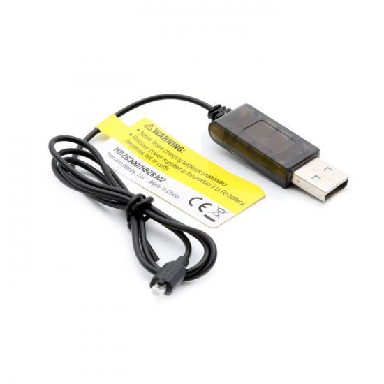USB charge cord: FAZE