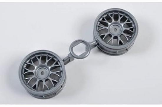 Tamiya Wheel (2Pc) For 58162