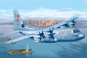 Italeri C-130 J Hercules
