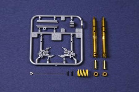 Tamiya Yamaha Yzr-M1 Front Fork Set