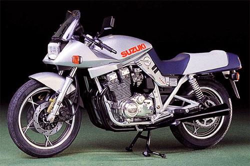 Tamiya Suzuki Gsx1100S Katana
