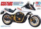 Tamiya Suzuki Gsx750S New Katana